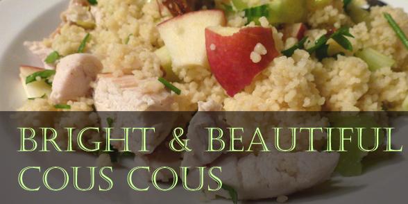 Cous cous recipe