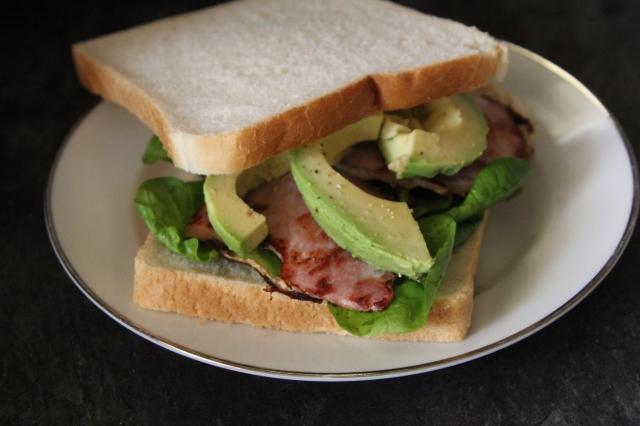 My ABS sandwich
