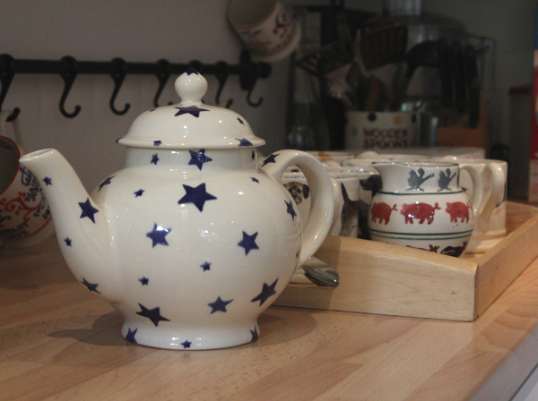Emma Bridgewater mugs and crockery